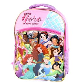 "Wholesale DISNEY PRINCESS 16"" Specialty Backpack"