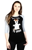 Wholesale MINNIE MOUSE Junior Ladies Fashion Top