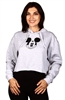 Wholesale MICKEY MOUSE Juniors Hooded Sweatshirt