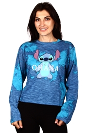 Wholesale STITCH Juniors L/S Top