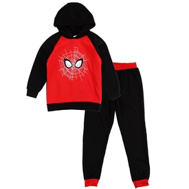 Wholesale SPIDER-MAN Boys 4-7 2-Piece Fleece Set
