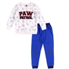 Wholesale PAW PATROL Boys 4-7 2-Piece Fleece Set