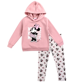 Wholesale MINNIE MOUSE Girls Toddler 2PC Fleece Set