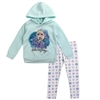 Wholesale FROZEN Girls 4-6X 2PC Fleece Set