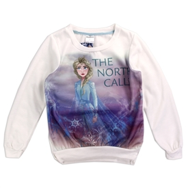Wholesale FROZEN Girls 6-12 Sublimation Sweatshirt