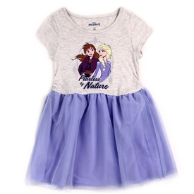 Wholesale FROZEN 2 Girls Toddler Tutu Dress