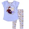 Wholesale FROZEN Girls Toddler 2PC Legging Set