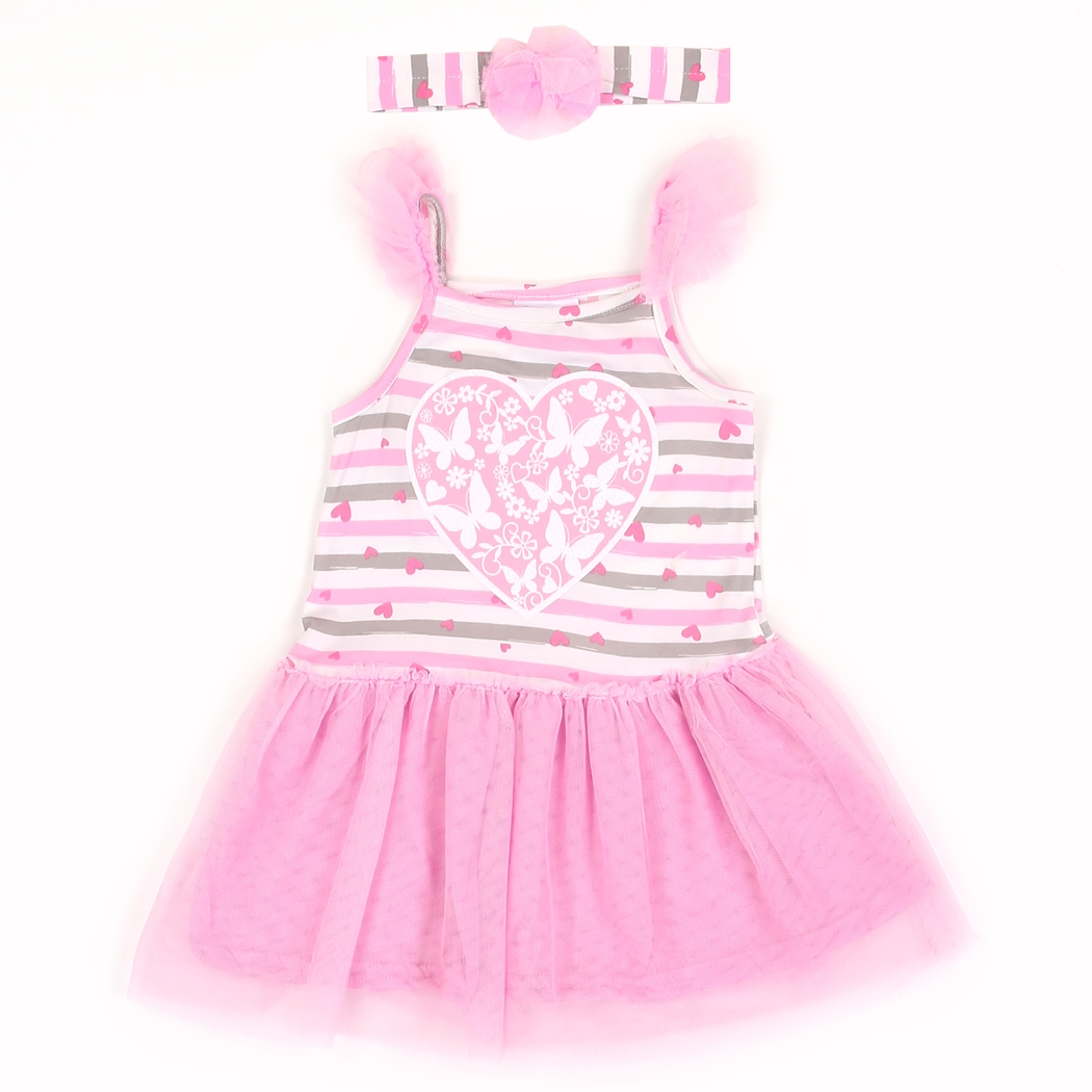 NewChic Girls 2-Piece Leggings Set Outfit with Headband