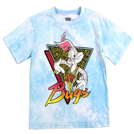 Wholesale LOONEY TUNES Boys 8-16 Tie Dye T-Shirt