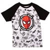 Wholesale SPIDER-MAN Boys 8-16 T-Shirt