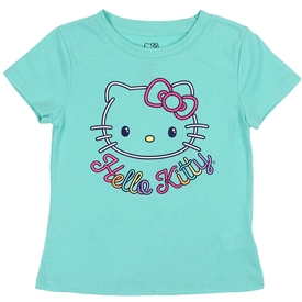 Wholesale HELLO KITTY Girls Toddler T-Shirt