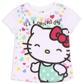 Wholesale HELLO KITTY Girls 7-12 T-Shirt