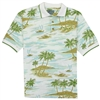 Wholesale Men's Tropical Cotton Polo Shirt