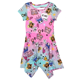 Wholesale LOL SURPISE Girls 6-16 Yummy Dress