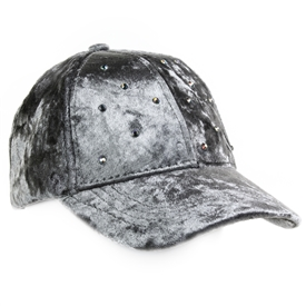 Wholesale LIMITED TOO Velvet Baseball Cap