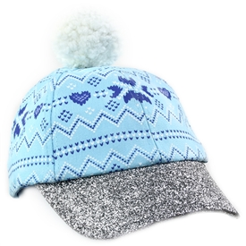 Wholesale LIMITED TOO Holiday Fairsle With Pom Cap