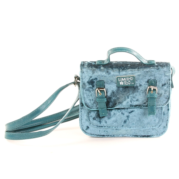 Wholesale LIMITED TOO Structured Velvet Bag