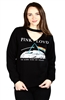 Wholesale PINK FLOYD Juniors Fashion Sweatshirt