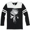 Wholesale PUNISHER Mens L/S Top/T-Shirt