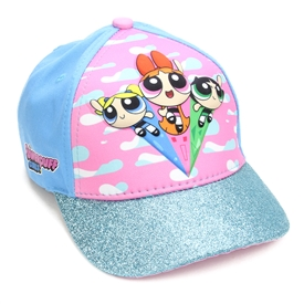 Wholesale POWERPUFF Girls 3D Pop Cap