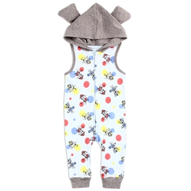Wholesale PAW PATROL Boys Newborn Hooded Romper