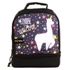 "Wholesale STARPAK 9"" Drop Bottom Lunch Bag - Stars"
