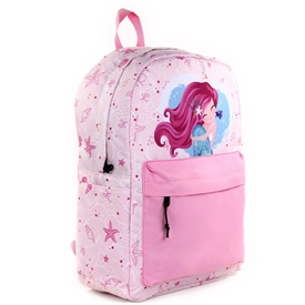 "Wholesale STARPAK 14"" Fashion Backpack - Mermaid"