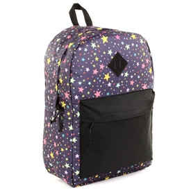 "Wholesale STARPAK 14"" Fashion Backpack - Stars"