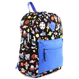 "Wholesale STARPAK 14"" Fashion Backpack - Space"
