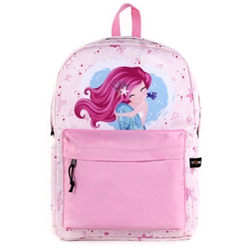 "Wholesale STARPAK 16"" Fashion Backpack - Mermaid"