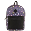"Wholesale STARPAK 16"" Fashion Backpack - Stars"