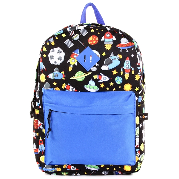 "Wholesale STARPAK 16"" Fashion Backpack - Space"