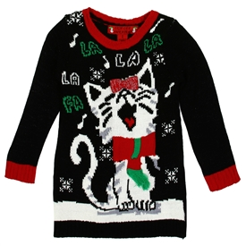 Wholesale Girls 7-16 Christmas Ugh-Lee Sweater