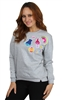 Wholesale TROLLS Junior Ladies Sweatshirt