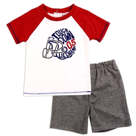 Wholesale VITAMINS KIDS Boys Infant 2-Piece Short Set