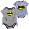 Wholesale BATMAN Boys Newborn Creeper W/ Cape