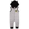 Wholesale BATMAN Boys Newborn Hooded Romper
