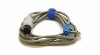 Mindray 6 Pin IBP Cable for Memscap (SP844 transducer)