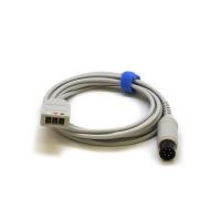 Mindray ECG Trunk Cable: 3-lead, Neonatal, 6 Pin, Defib-Proof, PTU, AHA/IEC 0010-30-12377