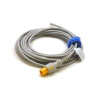 Mindray MR401B Reusable Temperature Probe, Adult, Esophageal/Rectal, 2 Pin 0011-30-37392