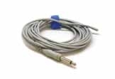 Mindray MR401 Reusable Temperature Probe, Adult, Esophageal/Rectal, Audio 0011-30-90440