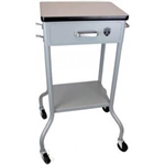 "Stand For Portable & Tabletop Aspirators (16"" x 20"" x 34"")"