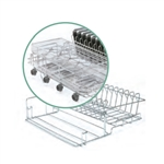 HYDRIM C61W 10 Tray/2 Basket Rack