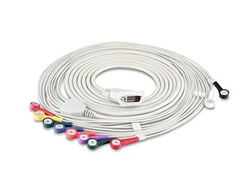 Edan ECG Cable (Snap Style)