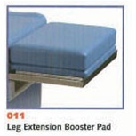 011 UMF leg extension booster pad