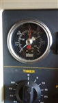 Autoclave Pressure Gauge, 0 ~ 60 PSI w/Maximum Point