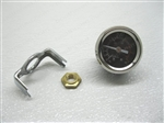 "Autoclave Pressure Gauge 1.5"" -30 / +60 PSI for All 1730"