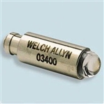 Welch Allyn 2.5V Replacement Halogen Lamp for PocketScope Otoscope