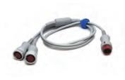 Mindray Double-end IBP Extension Cable