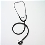 "Sklar Dual Head Stethoscope 30"", Burgundy"